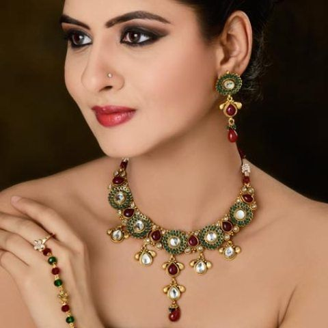 Multan jewellers web design- Joonglobal